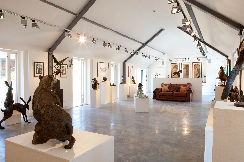 Barn Conversion to Art Studio - F.A. Valiant & Son Ltd