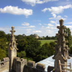 Pinnacle Repairs with a view of the famous Ickworth House Rotunda