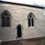 Hessett Church, Repointing