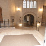 St. Edmundsbury Cathedral, Access Improvements (1)