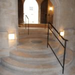 St. Edmundsbury Cathedral, Access Improvements (14)