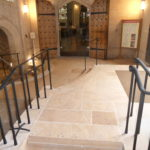 St. Edmundsbury Cathedral, Access Improvements