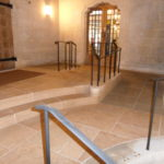 St. Edmundsbury Cathedral, Access Improvements (7)